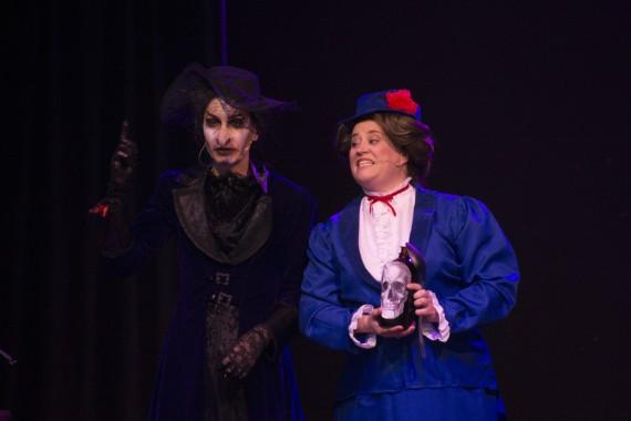 Musical voor kinderen in Openluchttheater  De Pan van Mary Poppins