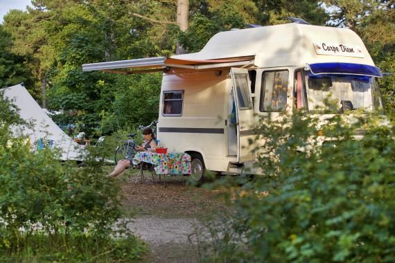 Bakkum camperplaats